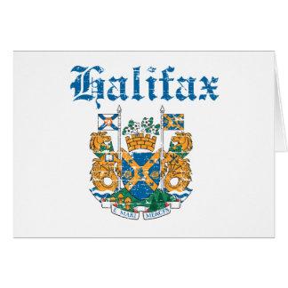 Entwürfe Halifaxes Kanada Karte