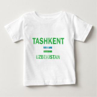 Entwürfe Taschkents Usbekistan Baby T-shirt