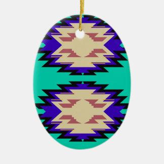 Entwurfs-exotische Azteken Keramik Ornament
