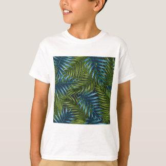 Entwurfs-exotische Palmen T-Shirt