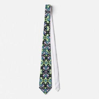 Entwurfs-Hals-Krawatte Fünfzigerjahre des kreative Krawatte