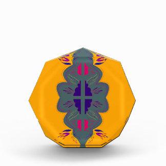Entwurfs-Mandala Japan Acryl Auszeichnung