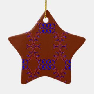 Entwurfselemente choco keramik ornament