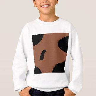 Entwurfselementmilch Sweatshirt