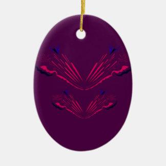 Entwurfselementwein Keramik Ornament