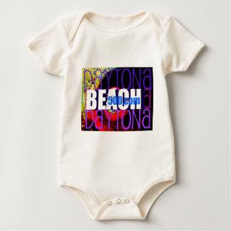 Entwurfskunst Daytona Beach 500 Baby Strampler