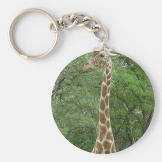 Entzückende Giraffe Schlüsselanhänger
