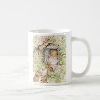 Entzückende Mäuse Kaffeetasse