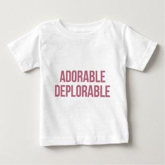 Entzückender - bedauernswert - Trumpf - Baby T-shirt