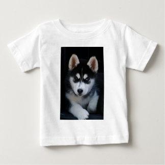 Entzückender Husky-Schlitten-Hundewelpe Shirt
