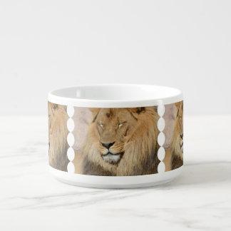 Entzückender Löwe Kleine Suppentasse