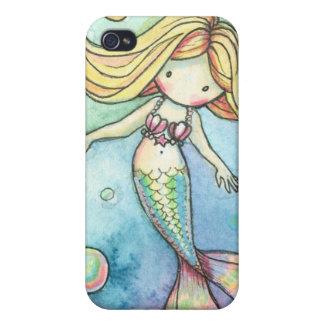 Entzückender Meerjungfrau iPhone Fall iPhone 4/4S Cover