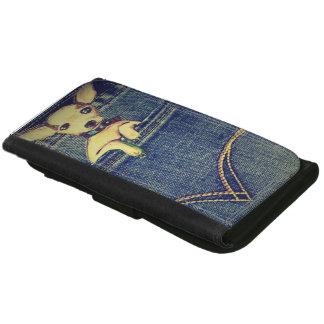Entzückender Taschen-Welpen-Geldbörsen-Geldbeutel