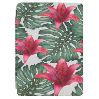 Entzückender tropischer Palmen-Hawaiianer Hibiskus iPad Air Hülle
