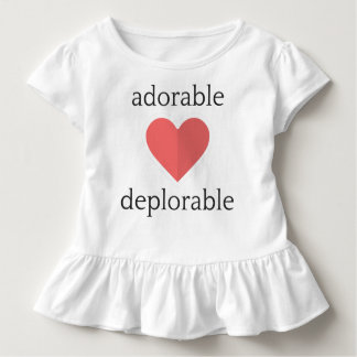 entzückendes bedauernswertes gekräuseltes kleinkind t-shirt