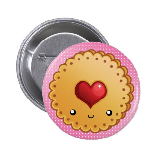 Entzückendes Plätzchen Runder Button 5,7 Cm