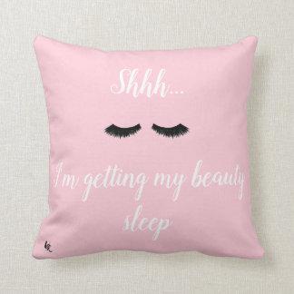 Entzückendes Zitat-BaumwollWurfs-Kissen durch Lili Kissen