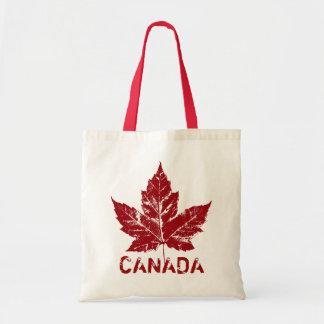 Enviro-Freundliche Kanada-Taschen-Taschen-Retro Ah Budget Stoffbeutel