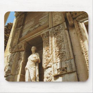Ephesus die Türkei - Celsiusbibliothek bei Ephesus Mauspad