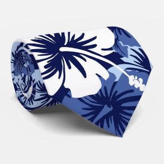 Epische BlumenHibiskus-Hawaiianer-Krawatte Individuelle Krawatten