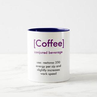 Epische Kaffee-Tasse