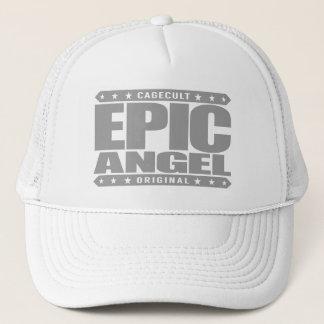 EPISCHER ENGEL - ich bin liebenswürdig u. leicht, Truckerkappe