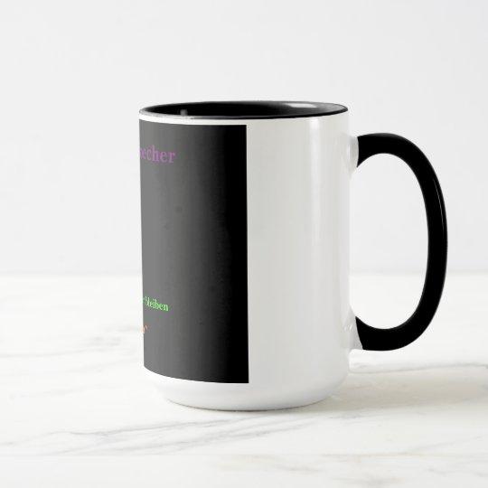 Epischer Kaffeebecher Tasse