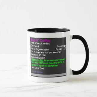 Epischer Tasse O Kaffee
