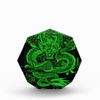 Episches Drache-Grün Auszeichnung