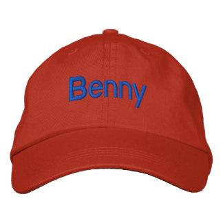 Epistemic Benny-Hut Bestickte Kappe