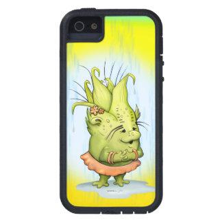EPIZELE ALIEN-CARTOON iPhone Se + iPhone 5/5S T XT Schutzhülle Fürs iPhone 5