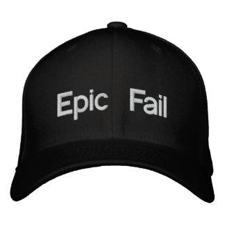 Epos versagen Hut