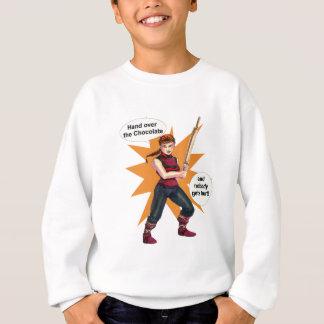 EQTC Schokolade Sweatshirt