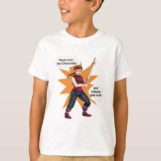 EQTC Schokolade T-Shirt