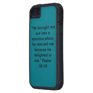 """""""Er erfreute in mir"""" Iphone 5/5S und iPhone 5 Etui"""