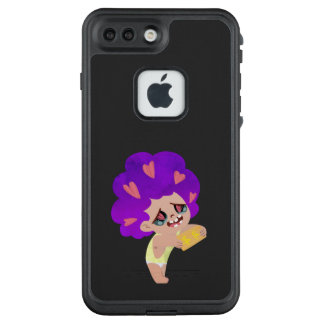 Er ist hier Ihr glückliches Geld - iphone7plus LifeProof FRÄ' iPhone 8 Plus/7 Plus Hülle