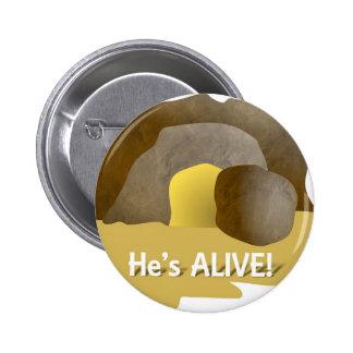 Er ist lebendig! buttons