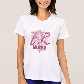 Er-Krankenschwester-Rosa T-Shirt