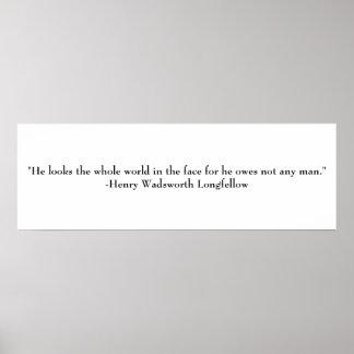 Er sucht die ganze Welt im Gesicht nach ihm… Poster