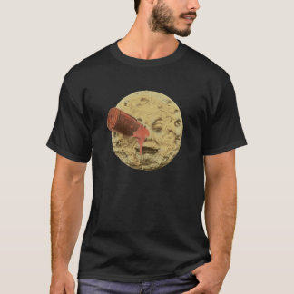 Er voyage dans der lune_Color T-Shirt