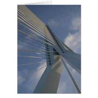 ERASMUS-Brücke, Rotterdam Karte
