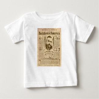 Erbauer von Amerika Baby T-shirt