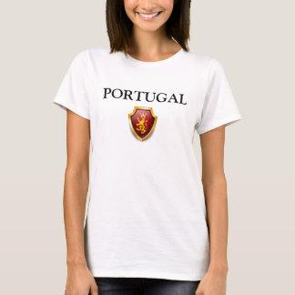 Erbe zeichnet Spitzen-PORTUGAL erhabenes W T-Shirt