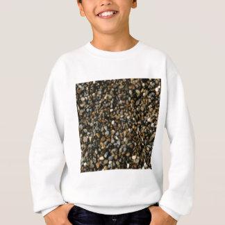 Erbsenkies in den Steinen Sweatshirt