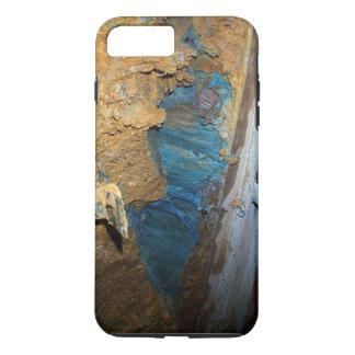 Erdbeben-Störungs-Nahaufnahme iPhone 8 Plus/7 Plus Hülle