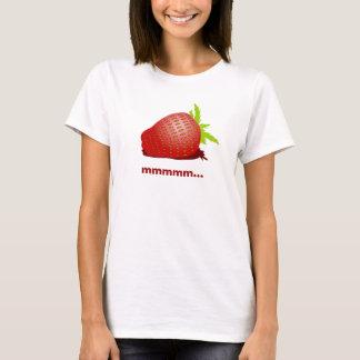 Erdbeere gewürzt T-Shirt