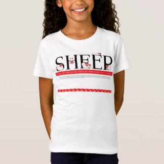 Erdbeere-SCHAFE T-Stück T-Shirt