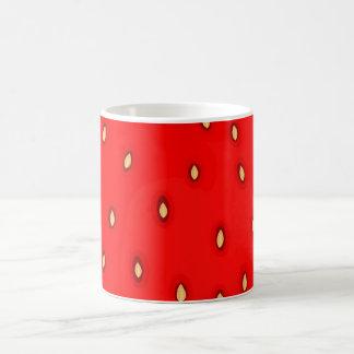 Erdbeere Tassen