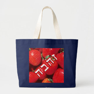 Erdbeere Zehava, Zahava Jumbo Stoffbeutel