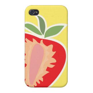 ErdbeereiPhone Fall iPhone 4 Cover